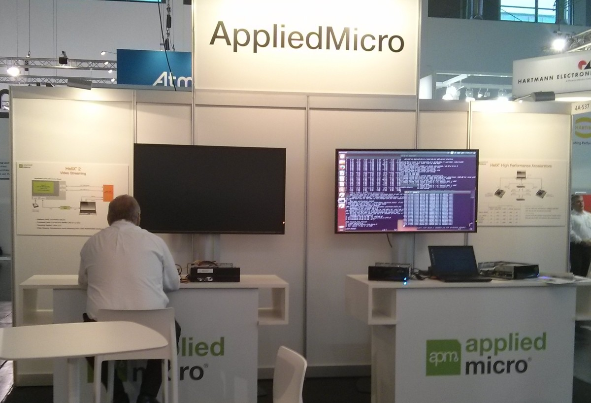 blog ipfire org - Our start with ARM64: The Applied Micro